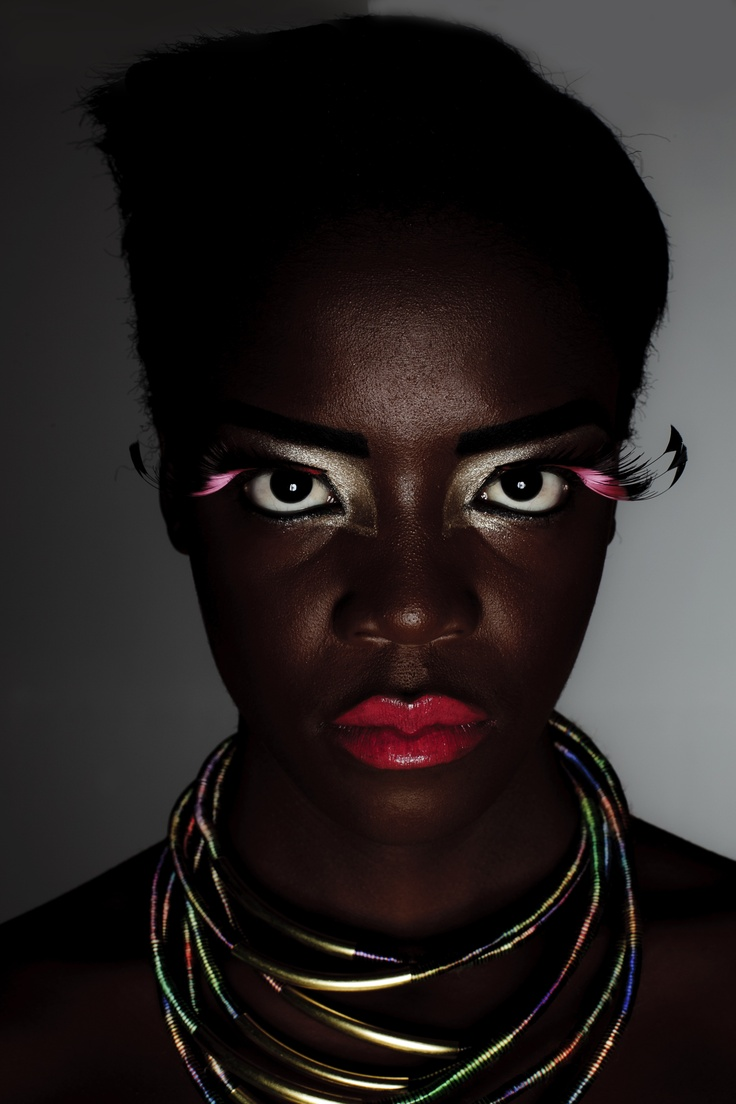Make Up Art!!  checkout the rest of my work on http://lebolukewarm.tumblr.com