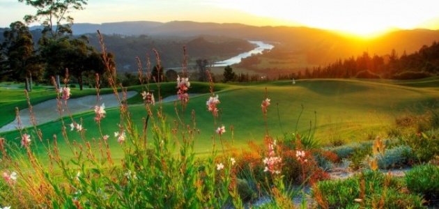Simola: Jack Nicklaus' signature course  in Knysna, Garden Route, Western Cape