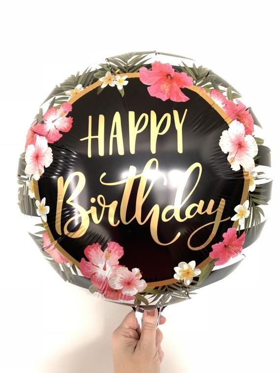 Pin On Happy Birthday Party Balloon Decorations