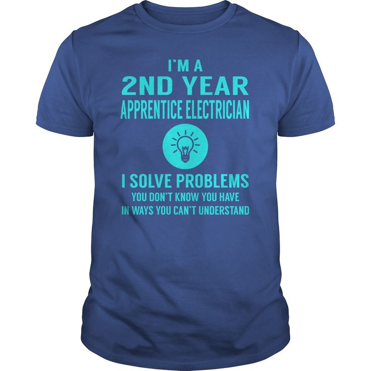 2Nd Year Apprentice Electrician I Solve Problem Job Title Shirts #gift #ideas #Popular #Everything #Videos #Shop #Animals #pets #Architecture #Art #Cars #motorcycles #Celebrities #DIY #crafts #Design #Education #Entertainment #Food #drink #Gardening #Geek #Hair #beauty #Health #fitness #History #Holidays #events #Home decor #Humor #Illustrations #posters #Kids #parenting #Men #Outdoors #Photography #Products #Quotes #Science #nature #Sports #Tattoos #Technology #Travel #Weddings #Women