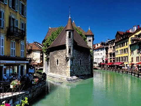 Annecy is a commune in the Haute-Savoie department in the Rhône-Alpes region in south-eastern France.