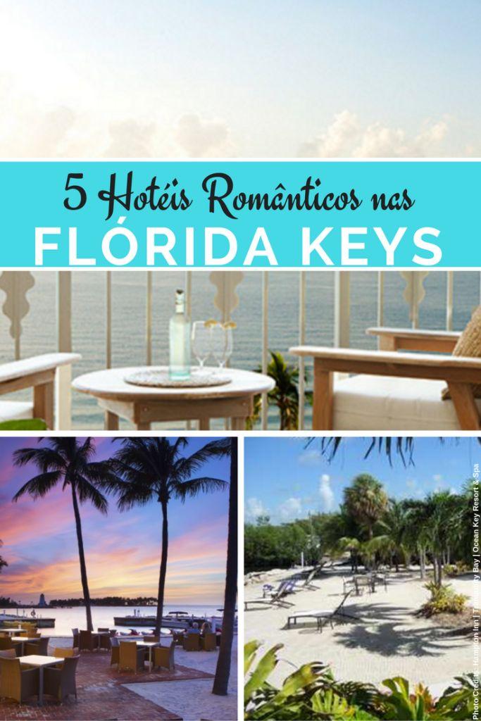 Hoteis Romanticos nas Florida Keys