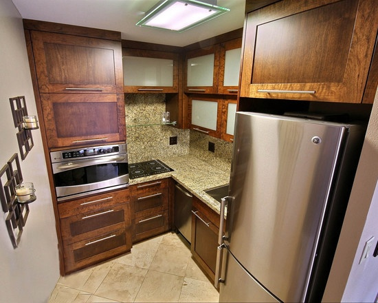 Small Kitchen Design, Pictures, Remodel, Decor and Ideas - page 18
