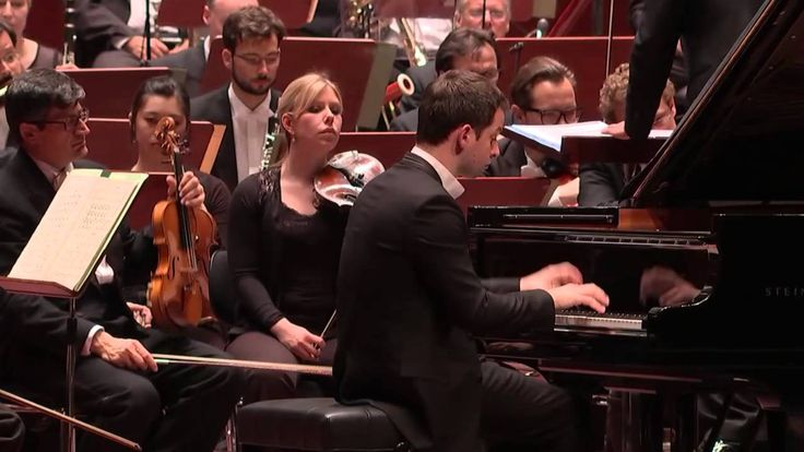 Liszt: Totentanz ∙ hr-Sinfonieorchester ∙ Bertrand Chamayou ∙ Jérémie Rh...
