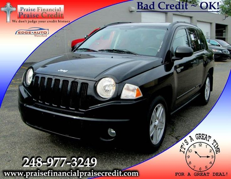 Call Tony 313-736-2799 2009 Jeep Compass Sport 4dr SUV #EAMotors #Jeep #Compass #SUV #FastFinancing