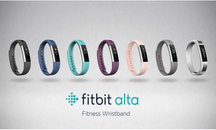 FITBIT ALTA. le nouveau bracelet connecté design #fibit #IOT #braceletconnecté