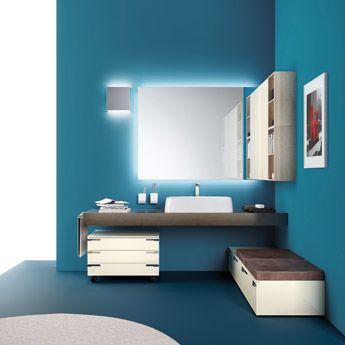 14 best scavolini bathrooms images on pinterest | bathroom ideas ... - Mobili Bagno Scavolini