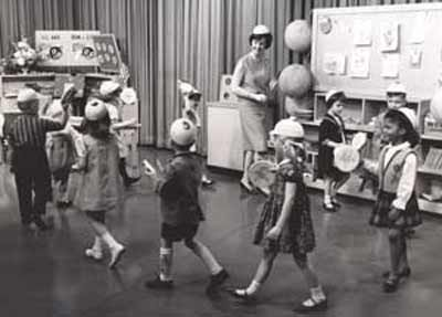 Always watched Romper Room hoping my name would be said in the magic mirror!