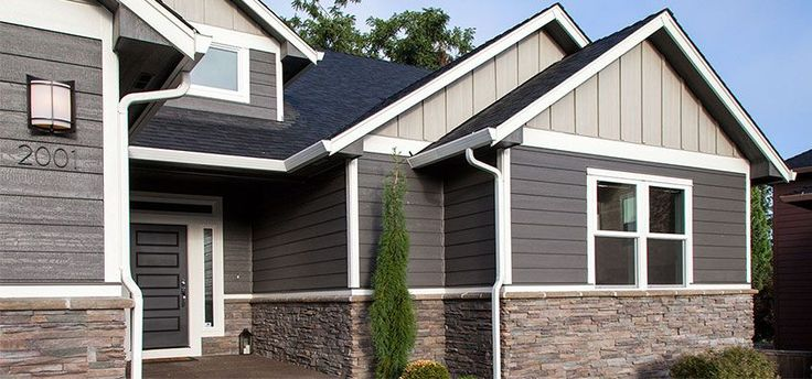 With a deep cedar grain texture, LP SmartSide engineered wood siding options give you the undeniable look of real wood.
