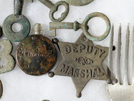 metal detecting