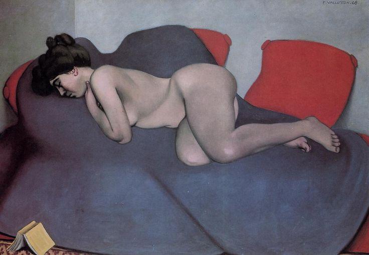 The sleep 1908 Félix Vallotton