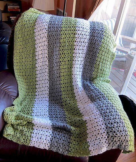 76 besten Crochet-v stitch Bilder auf Pinterest | Babydecken ...