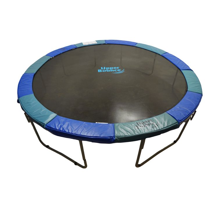Symple Stuff 17 X 15 Oval Trampoline With Safety: 1000+ Ideas About Trampoline Safety On Pinterest