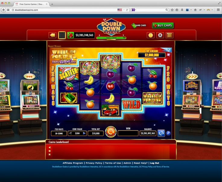Best slot machines to play wheel of fortune