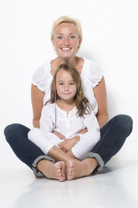 familiefotografie moeder-dochter