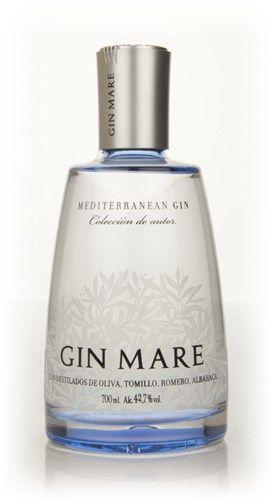 Gin Mare - Master of Malt