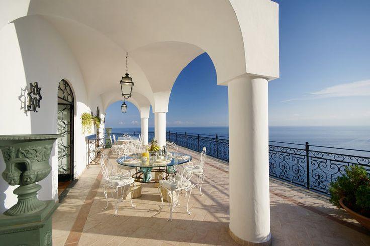 Villa Oliviero, Amalfi Coast, Italy
