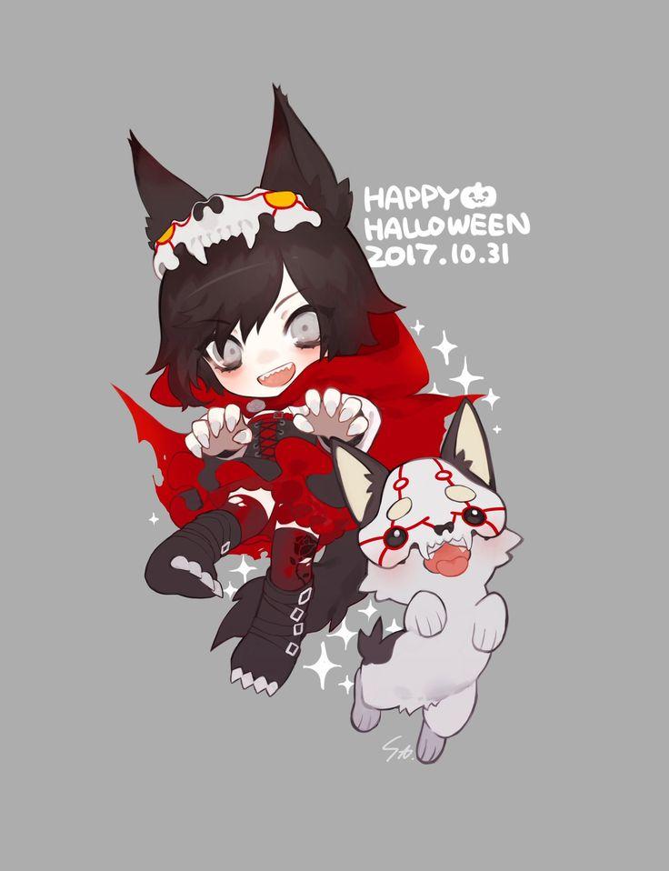 RWBY - Happy Halloween