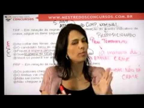 CRASE - EXERCÍCIOS - Profª Rafaela Motta