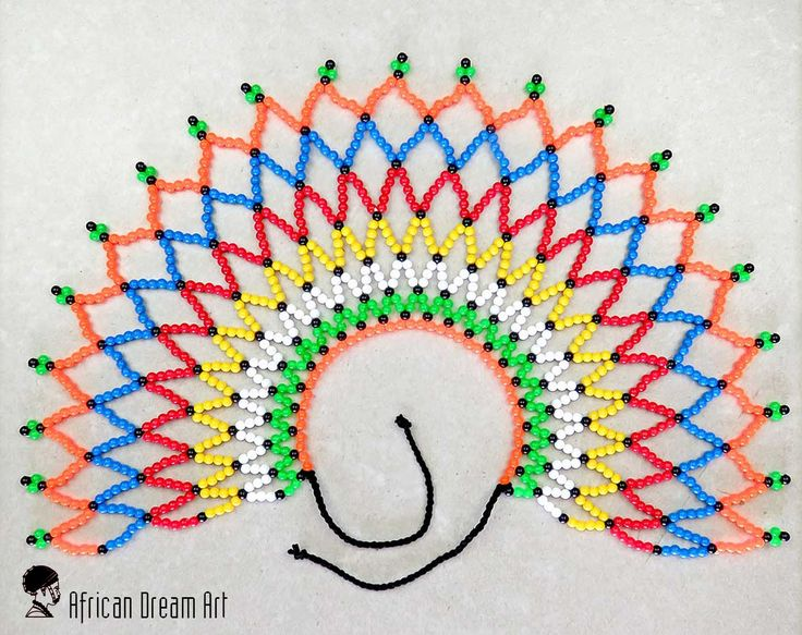 SPECIAL OPENING DISCOUNT !  Handmade Necklace  Zulu Ethnic Style  Made by Zulu Artists in South Africa  Our items are 100% handmade. Therefore, variances in size, color, texture and style will occur.  All items are hand crafted from the Zulu tribe in South Africa.  All items will be posted from South Africa
