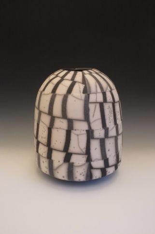 David Roberts, raku ceramics