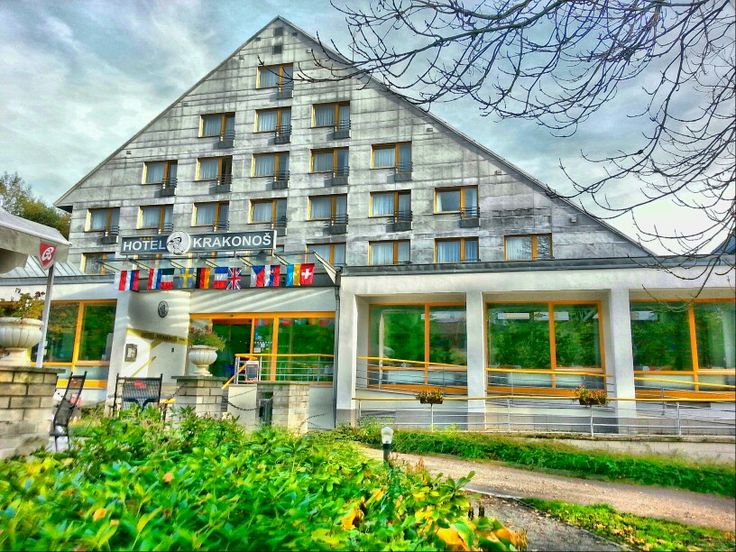 Marianske Lazne, hotel Krakonos