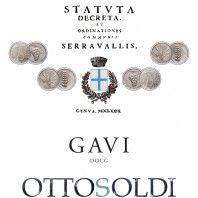 Ottosoldi Gavi D.O.C.G. 2015 - Featured January Wine 2017 #wine #cortese #ottosoldi #gift