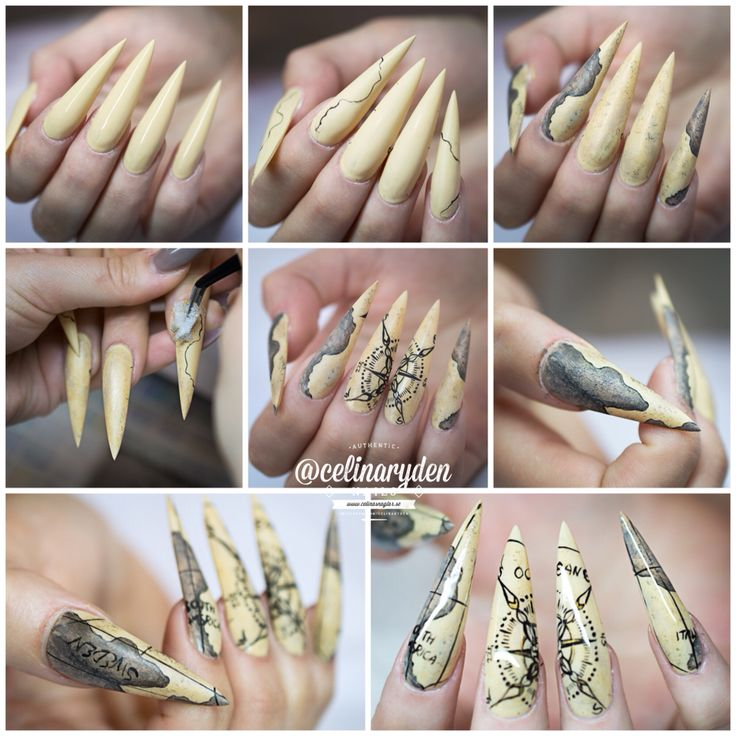 25 best NAILS Next Top Nail Artist 2015-2016 images on Pinterest ...