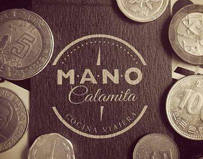 "Check out new work on my @Behance portfolio: ""RESTAURANTE MANO CALAMITA"" http://be.net/gallery/35154255/RESTAURANTE-MANO-CALAMITA"