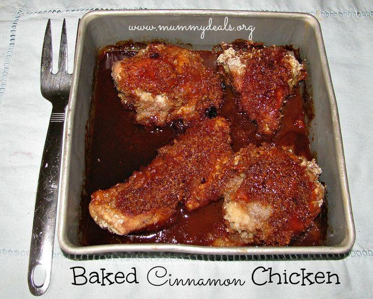 Best 25+ Cinnamon chicken ideas on Pinterest | Chicken ...