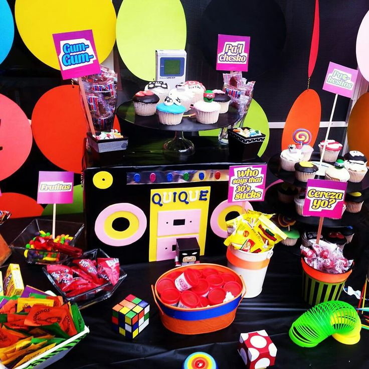 17 best images about 90 39 s party on pinterest party like for 90s decoration