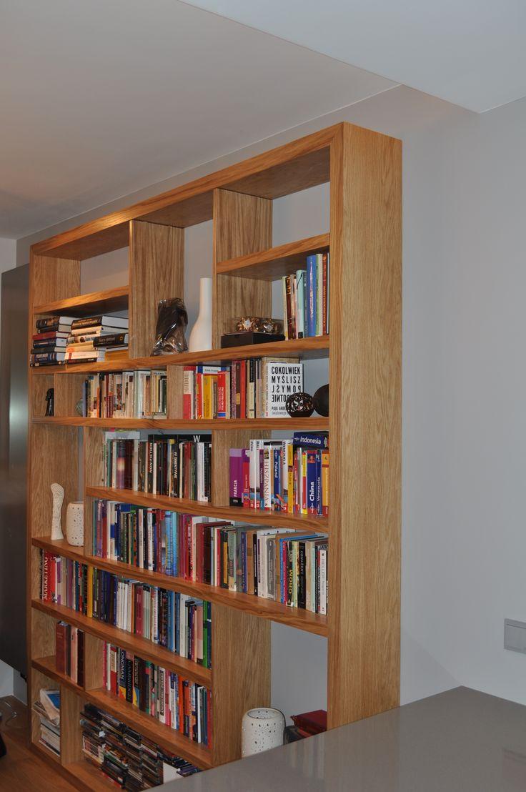 Biblioteka , dąb naturalny