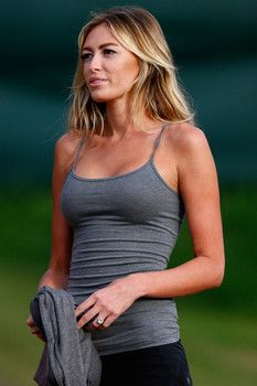 Hot photos of Paulina Gretzky the girlfriend of golfer Dustin Johnson in 2015