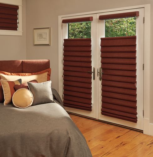Want different ideas for your bedroom blinds or french ...