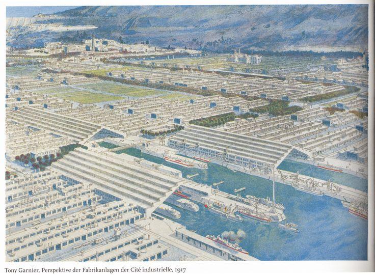 Cité industrielle Tony Garnier - Google Search