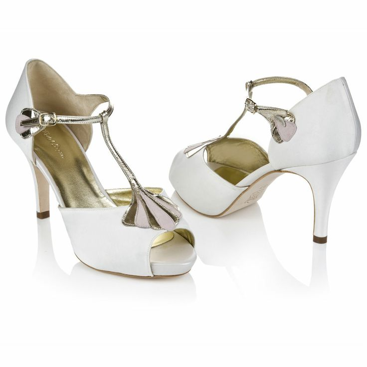 Rachel Simpson Shoes - 2012 Collection:CarmenWedding Shoes, Vintage Bridal Shoes & Vintage Wedding Shoes