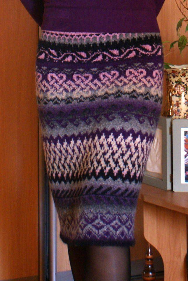 905 best fair isle kleding images on Pinterest | Knit patterns ...