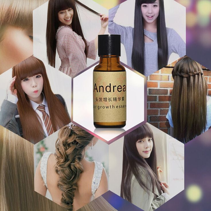 Andrea Fast Hair Growth Essence alopecia hair loss liquid shampoo sunburst Hair Growth Pilatory Oil A2