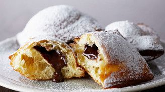 Bake With Anna Olson - Truffle Centred Beignets