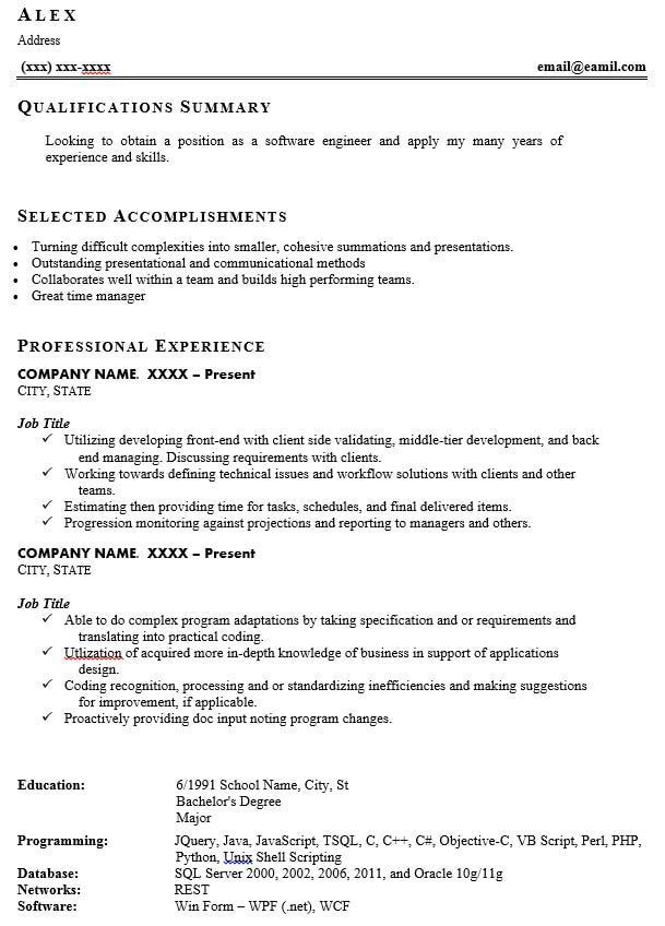 Poor Resume Examples Pdf In 2021 Job Resume Examples Resume Examples Good Resume Examples