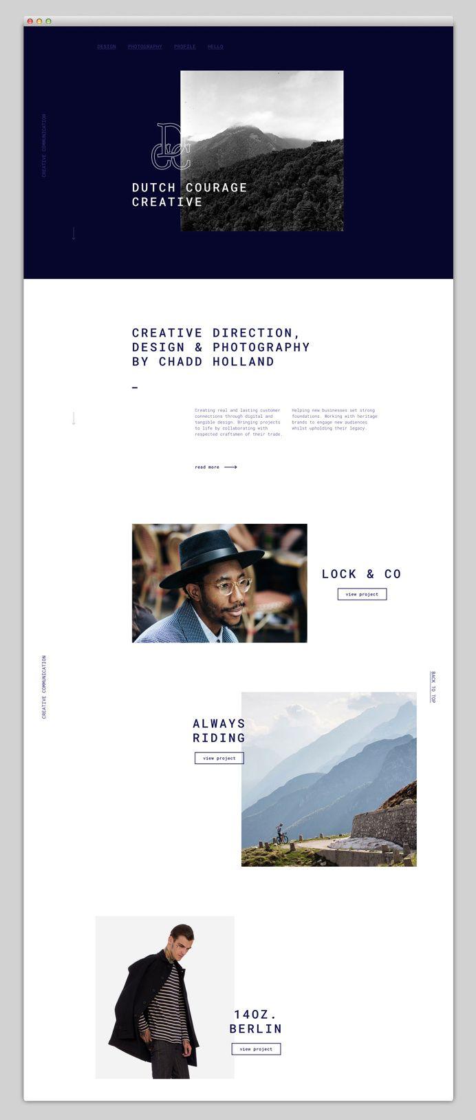 Web, Design, Website, Hipster, Simple, Simplicity, UX In Website Design