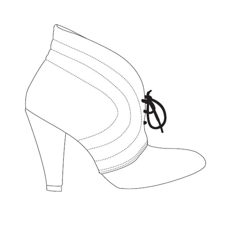 nice shoe design template elaboration example resume ideas. Black Bedroom Furniture Sets. Home Design Ideas