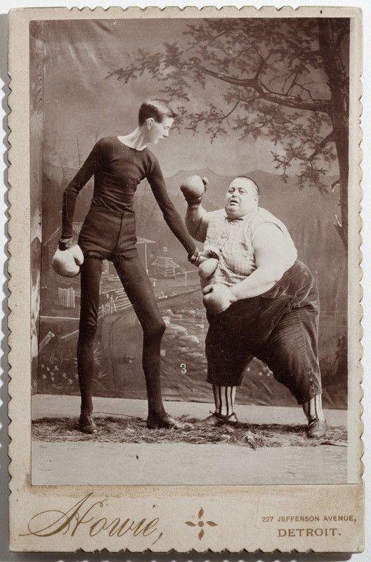 10 Vintage Freak Show Photos - Gallery