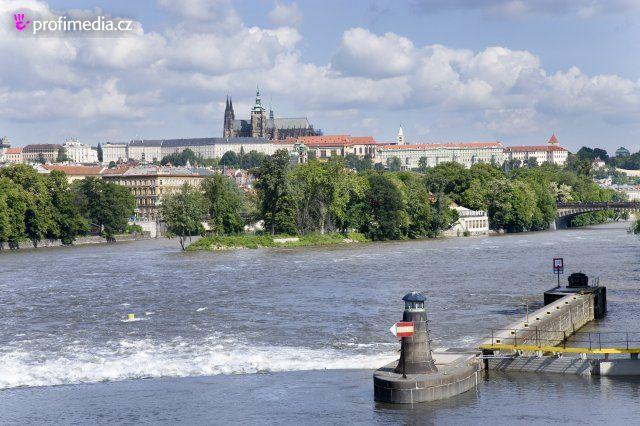 Slavic island in Prague, also known as Žofín, Barvířka or Angels island