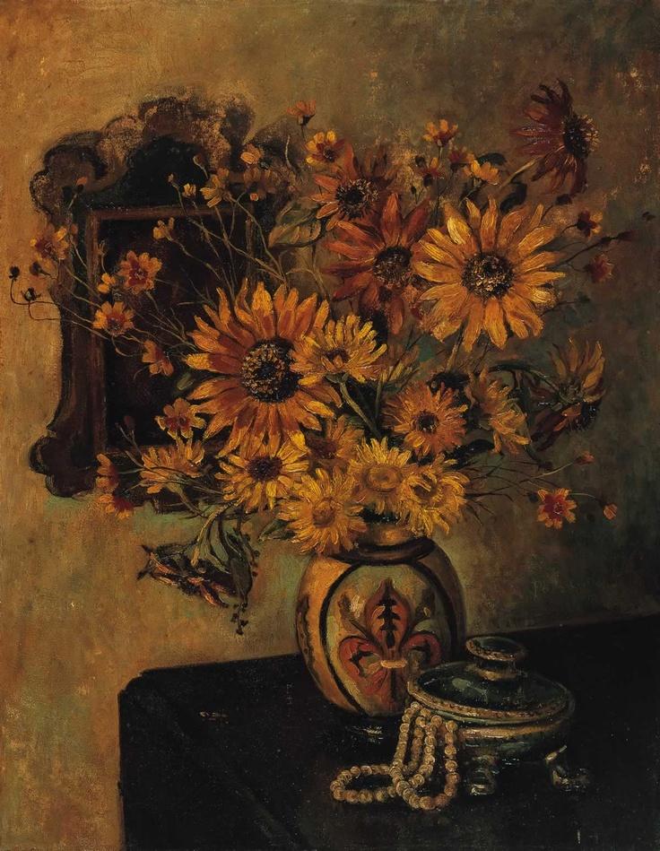 Flores, Sin fecha Tomás Pérez Avilán