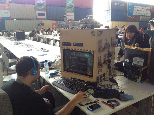 Campus Party Europe #CPEurope by miketippett, via Flickr