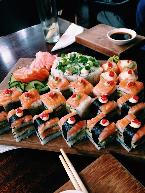 More delicious food here!   – love it…