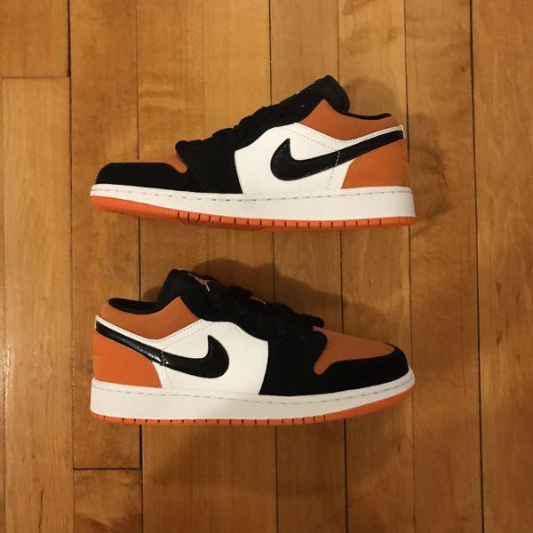 Nike Air Jordan 1 Low Shattered Backboard Gs For Sale In Ashwaubenon Wi Offerup Jordan 1 Low Air Jordans Air Jordans Retro