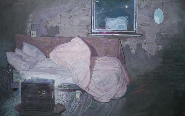 Ruprecht von Kaufmann. All The Leaves, 2013, oil on canvas