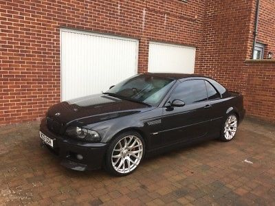 Bmw M3 convertible (price lowered, must go): £8,500.00 End Date: Thursday Mar-8-2018 17:20:09 GMT Buy It Now for only: £8,500.00 Buy It Now…